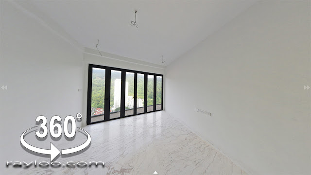 Arte S Gelugor Penang Lifestyle Condo Hall