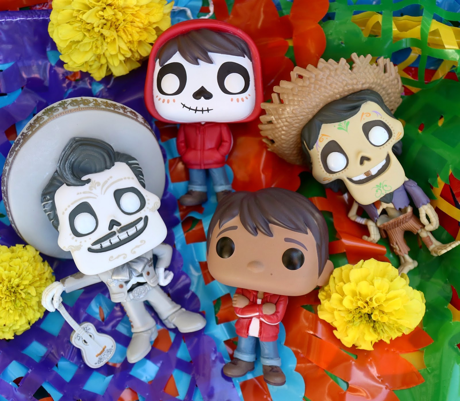 disney pixar coco funko pop