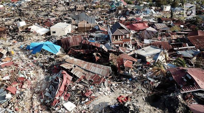 Palu earthquake gempa palu tsunami sulawesi