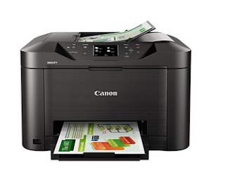 Canon MAXIFY MB5070 Driver Download
