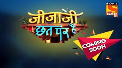 Jijaji Chhat Pe Hain Serial on SAB TV