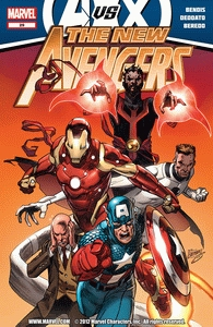 Cover of New Avengers 29 Comic eBook