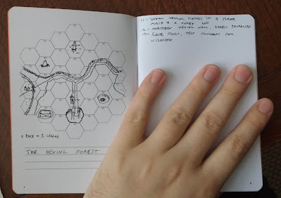 Hex Mapping Notebook