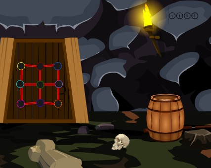 Play TheEscapeGames Ghost Cave Escape