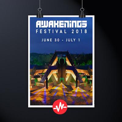 Awakenings Line Up 2018
