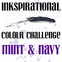 http://inkspirationalchallenges.blogspot.com.au/2016/05/challenge-108-colour-mint-and-navy.html