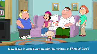 Family Guy The Quest for Stuff MOD APK v1.27.6