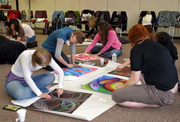 Τα πλεονεκτήματα της ζωγραφικής στην θεραπεία ενηλίκων