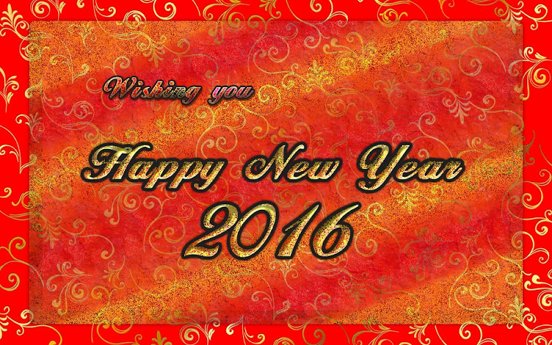 Happy New Year Wishes 2016