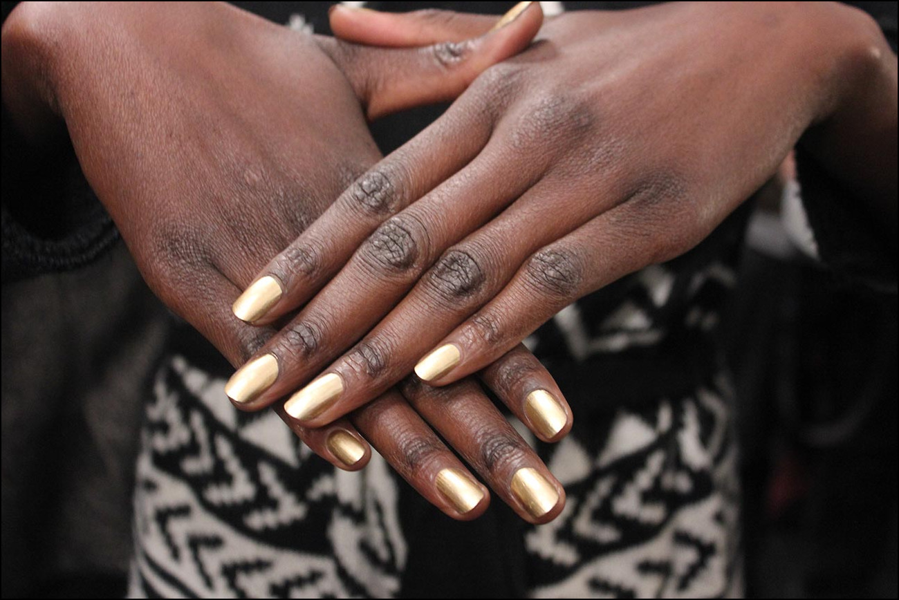 Fall Nail Colors For Dark Skin for Dummies - Nails Magazine