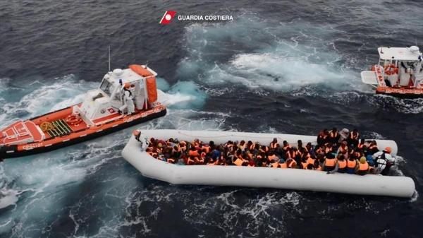 Más de 7 mil migrantes han muerto en el Mediterráneo este año