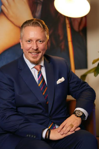 Oriflame appoints Mr. Frederic Widell as VP and Head of South Asia & Managing Director India