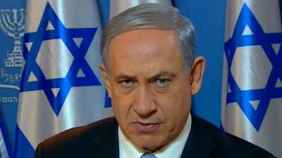 """El primer ministro, Biniamín Netanyahu, dijo que su país responderá con """"puño de hierro"""" si se ve atacado nuevamente por el grupo terrorista chií libanés Hezbollah."""