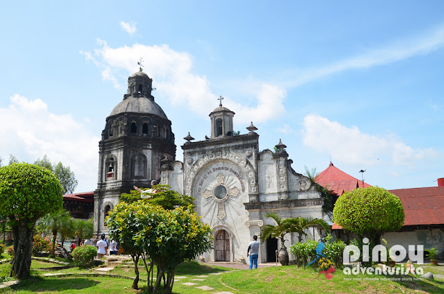 Churches in Pampanga for Visita Iglesia tinerary