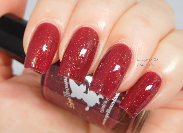 Spellbound Nails Merry & Bright