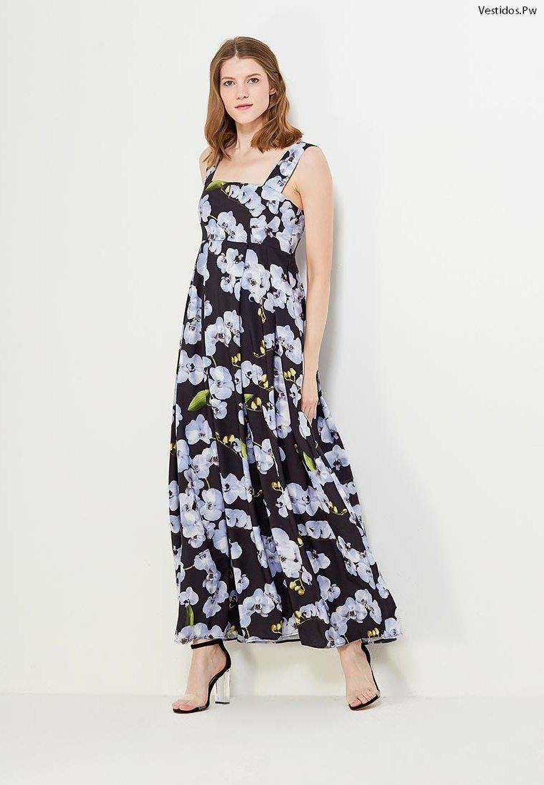 99f4221ab 76 Ideas de Vestidos Casuales (Fotos) que NO TE PUEDES PERDER ...