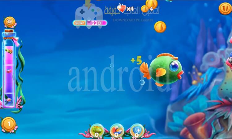 تحميل جميع اجزاء لعبة السمكة برابط مباشر