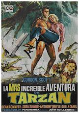 La gran aventura de Tarzán (1959) DescargaCineClasico.Net