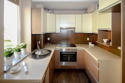 tips menata dapur