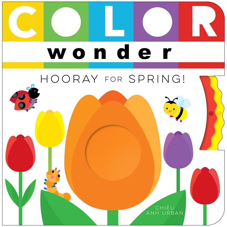 COLOR WONDER: Hooray for Spring!