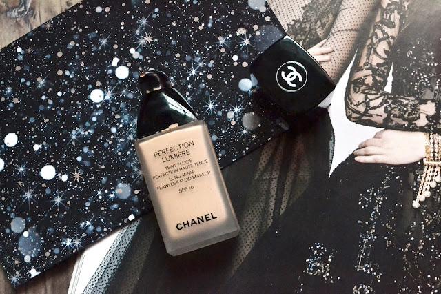 Fond de Teint Chanel Perfection Lumière revue