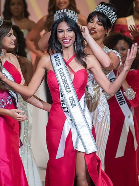 Eye For Beauty Miss Georgia USA 2018