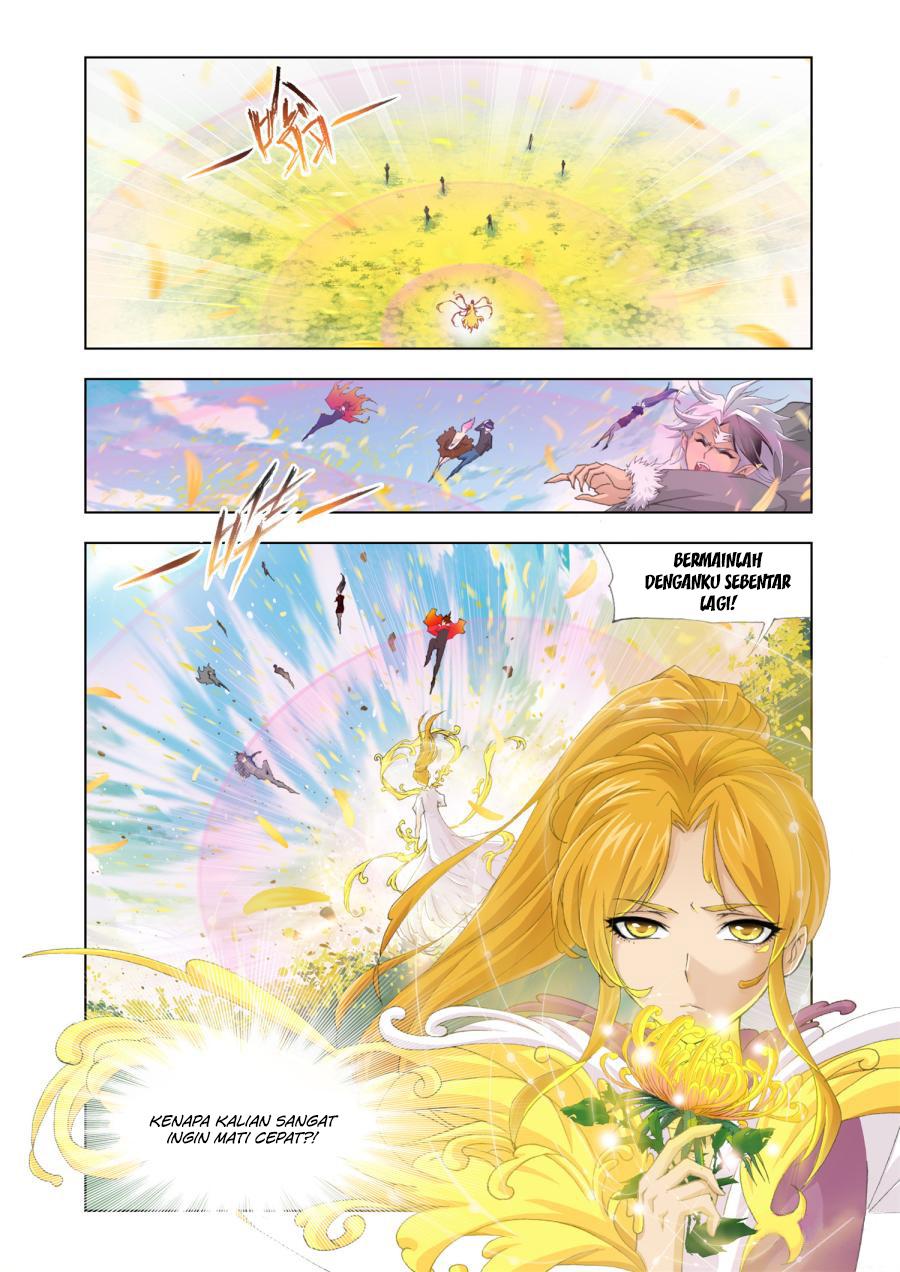 Baca Komik Manga Soul Land Chapter 125 Komik Station