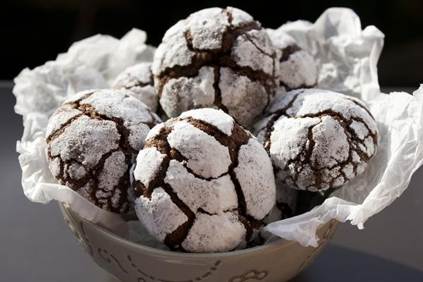 Resep Chocolate Crinkles Kue Kering Lebaran 2017