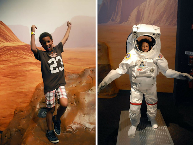 Space fun at the Great Lakes Science Center | 11 Reasons We Love Cleveland in the Summer #thisiscle