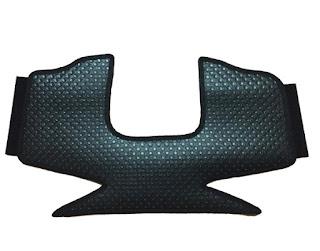 Tấm giữa - Thảm lót sàn ô tô Audi Q2