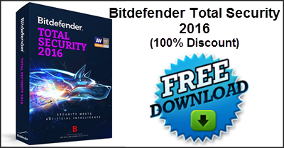 Δωρεάν Bitdefender Total Security 2016 για Mac, Windows, Android, 6 Μήνες, Download, Install