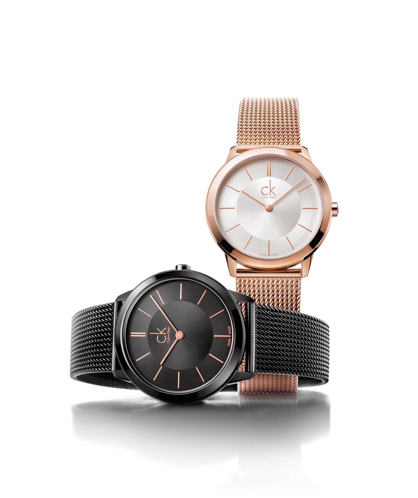6366cb4d913 Estação Cronográfica  Chegado(s) ao mercado - relógios Calvin Klein ...