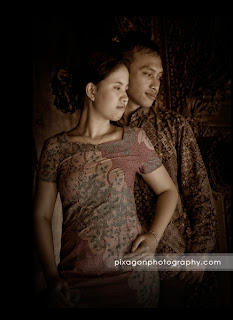 Foto Pre Wedding di Maerokoco - Semarang