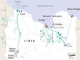 Λαθραίο Πετρέλαιο Από την Λιβύη στην Ιταλία