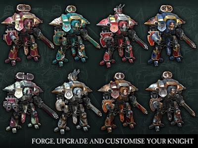 Warhammer 40,000: Freeblade Apk v2.3.2 Mod