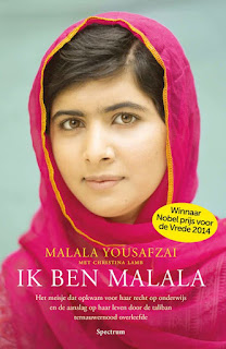 Uit de oude doos: Malala Yousafzai – Ik Ben Malala/I Am Malala