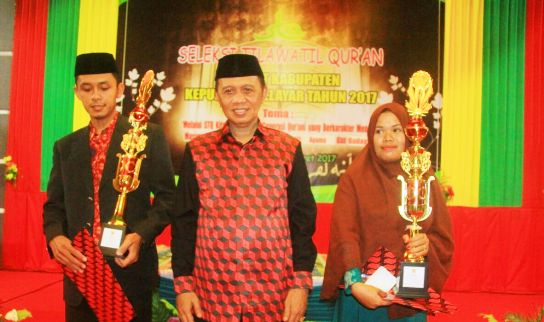 Qori Dan Qoriah Terbaik,  Selayar 2017, Dipersiapkan, Hadapi, STQ Tk.Provinsi
