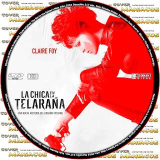 GALLETALA CHICA EN LA TELARAÑA - THE GIRL IN THE SPIDER'S WEB - 2018