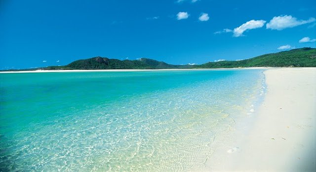 Pantai Whitehaven