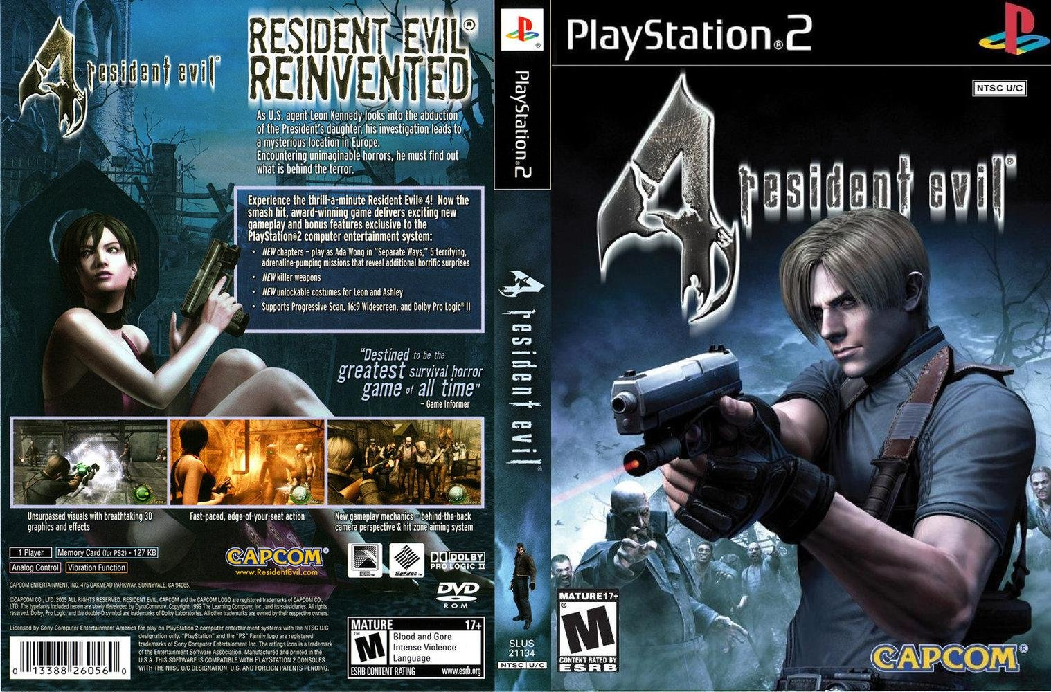 Resident evil 4 ultimate hd edition crack + torrent download [pc.