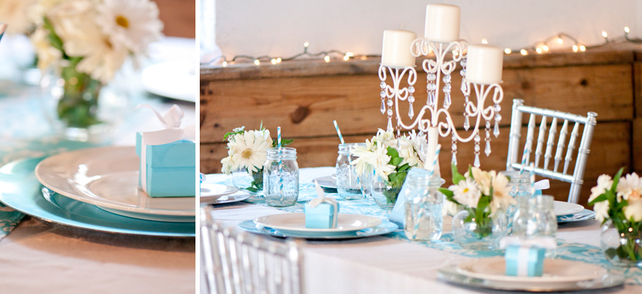 Of How To Elegantly Mix A Rustic Barn Setting With Touch Elegance The Beautiful Imagery Really Brings Everything Life Tiffany Blue And