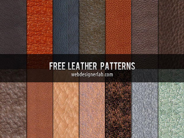 Leather Patterns