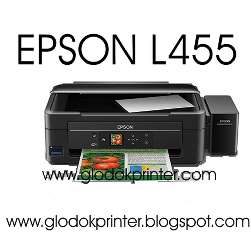 HARGA PRINTER EPSON L455 JUAL MURAH DI GLODOK MANGGA DUA