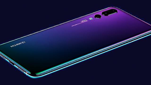 هاتف P30 الجديد من شركة هواوي 2019