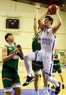 Basketbol Gençler Ligi istatistik liderleri