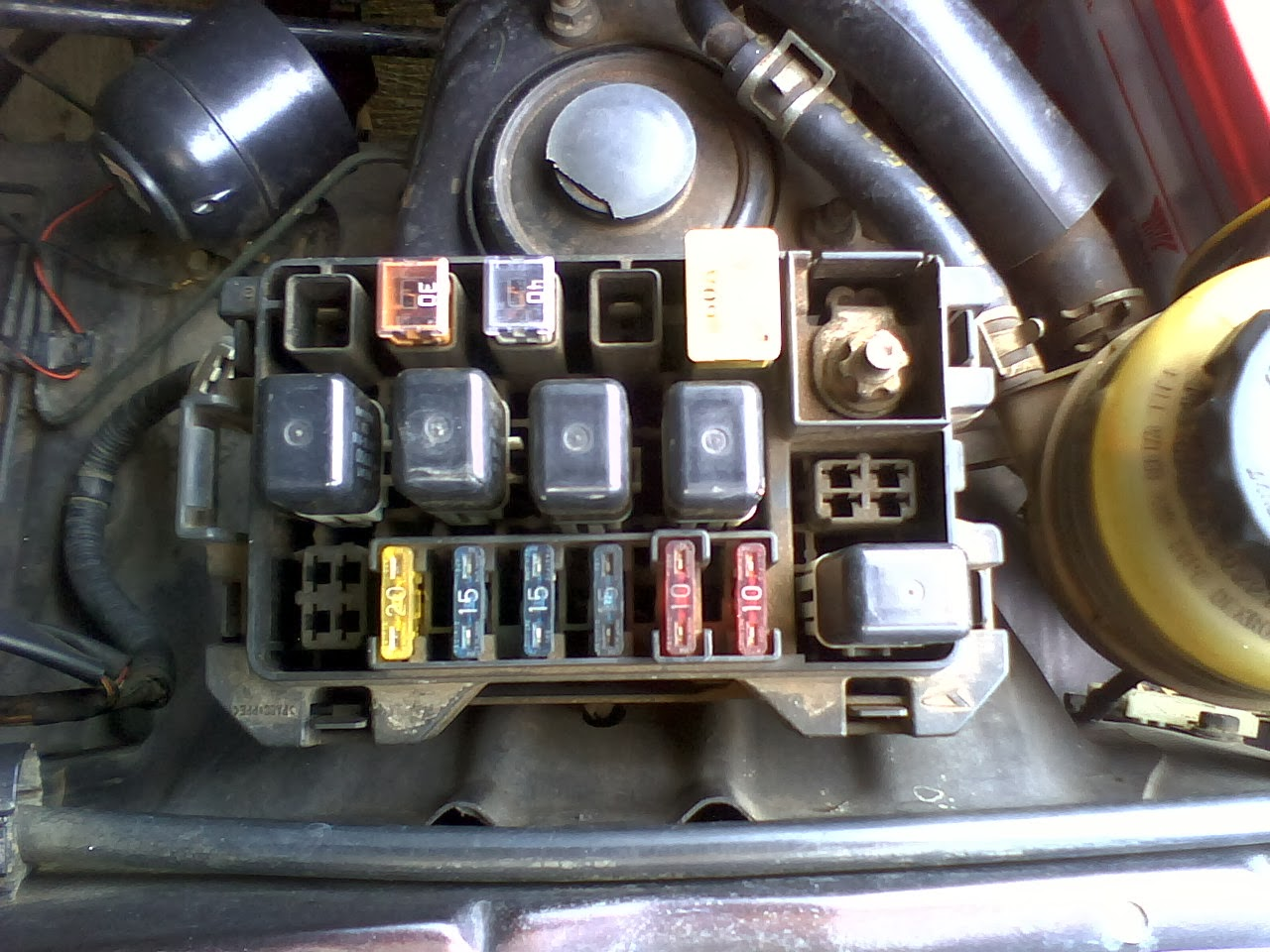Do It Your Self Fuse Box Taruna Efi (csx) Toyota Kijang Fuse Box Daihatsu  Taruna