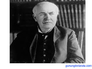 Apakah Benar Thomas Edison Memiliki 1033 Paten - Jawaban Axis/XL