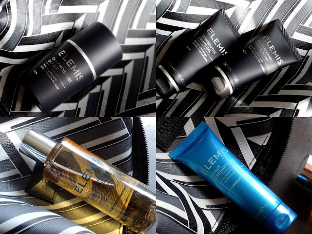 Elemis x Misha Noono Luxury Travel Essentials For Him