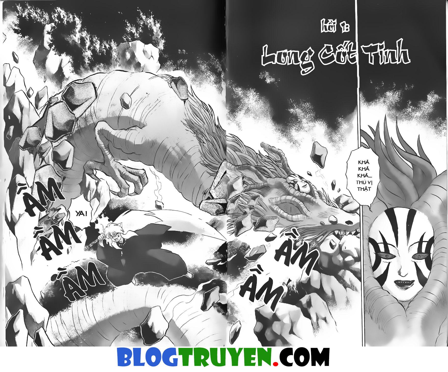 Inuyasha vol 20.1 trang 5