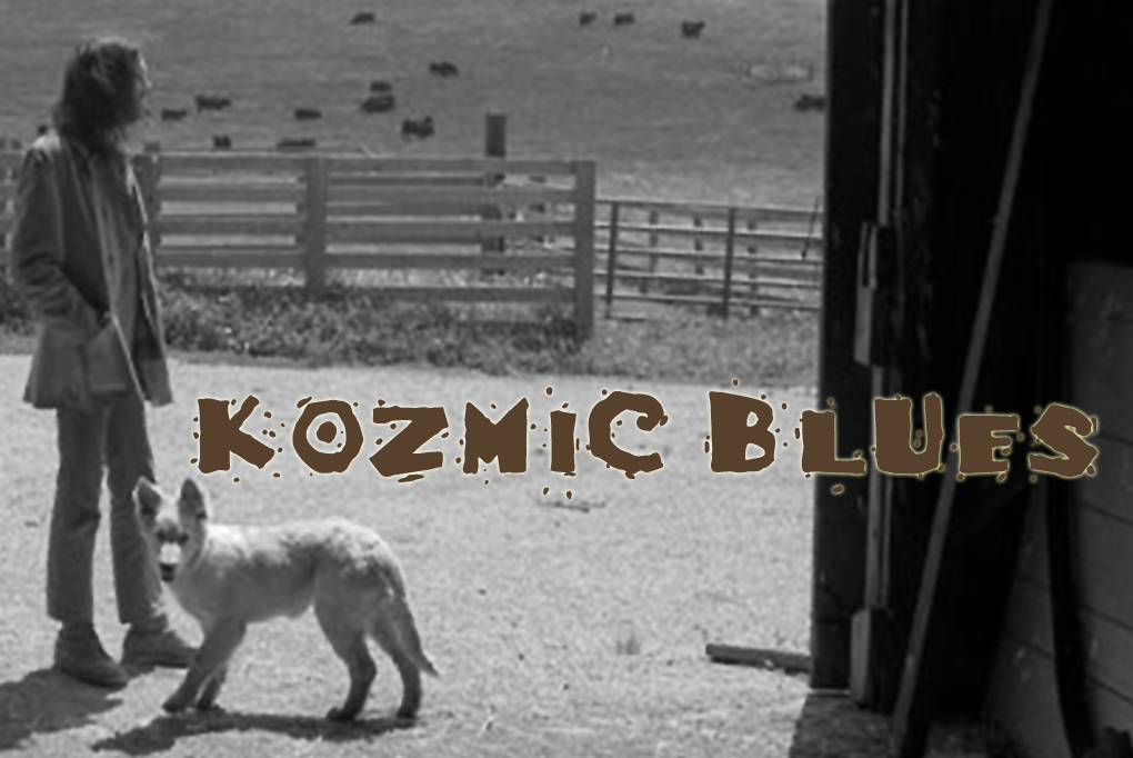 KOZMIC BLUES